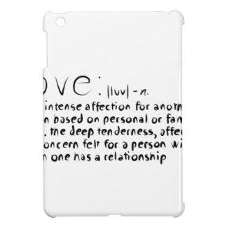 Love iPad Mini Cases