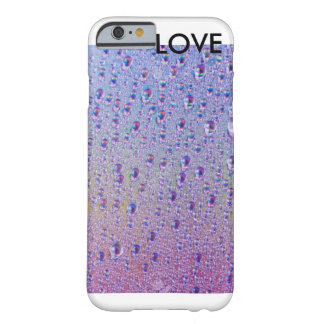 Love iridescent barely there iPhone 6 case