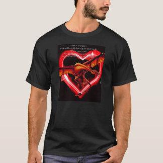 Love is a Dragon (poem) T-Shirt