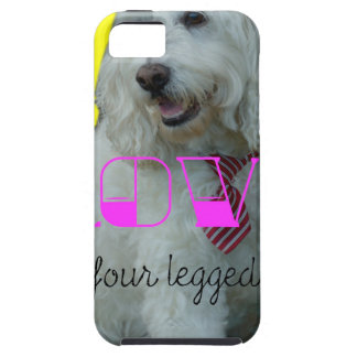 Love is a four legged word case for the iPhone 5
