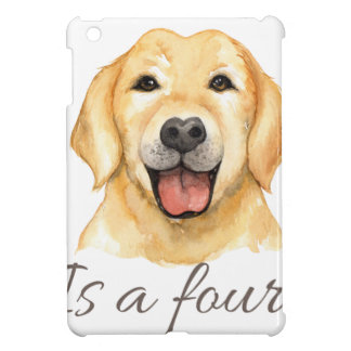 Love is a four legged word cover for the iPad mini