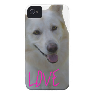 Love is a four legged word iPhone 4 covers