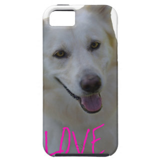 Love is a four legged word iPhone 5 case
