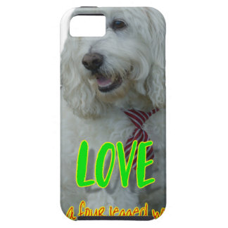 Love is a four legged word iPhone 5 covers