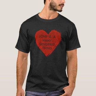 Love is a Many Gendered Thing tank