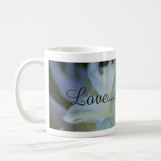 Love is all that matters coffee mug