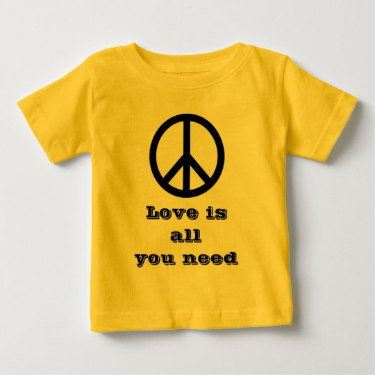 Love is all you need baby T-Shirt