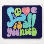 Love is All You Need II Mouse Pad