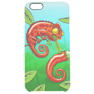 love is blind - chameleon fail clear iPhone 6 plus case