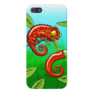 love is blind - chameleon fail iPhone 5/5S case