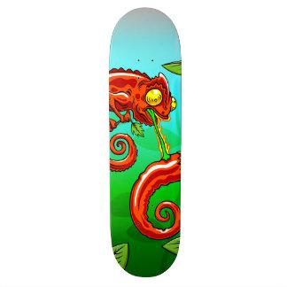 love is blind - chameleon fail skateboard deck