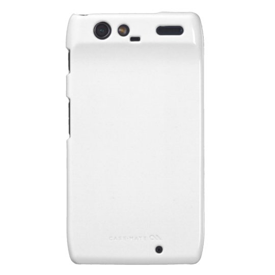 Love is Blind Foundation Droid RAZR Cover