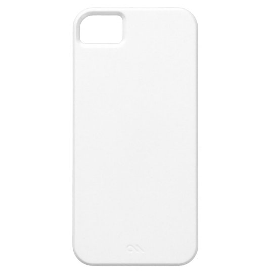 Love is Blind Foundation iPhone 5 Cover