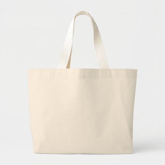 Love is Blind Foundation Large Tote Bag