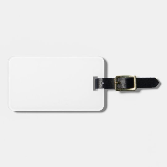 Love is Blind Foundation Luggage Tag