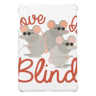 Love Is Blind iPad Mini Case