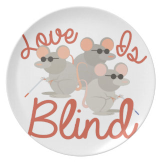 Love Is Blind Plates