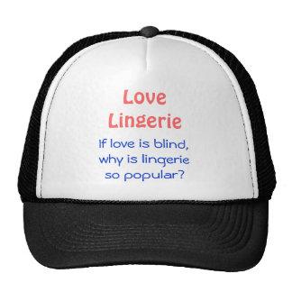Love is Blind Trucker Hat