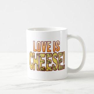 Love Is Blue Cheese Coffee Mug