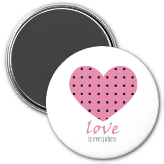 Love is Everywhere - Magnet