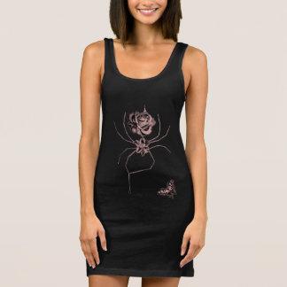 Love is Evil II little black dress