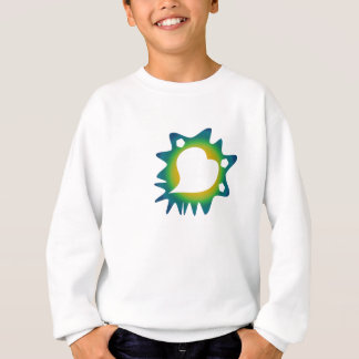 Love is Grand and Messy Heart Sweatshirt