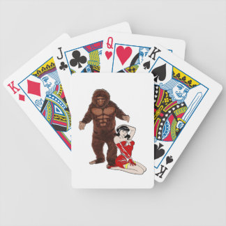 Love is Grand Bicycle Playing Cards