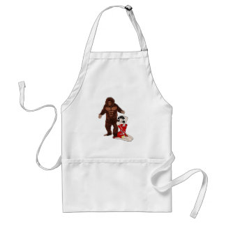 Love is Grand Standard Apron