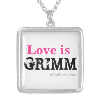 Love is Grimm Necklace