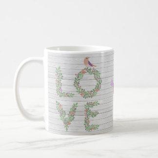 Love is in Bloom Mug