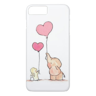 Love is in the air iPhone 8 plus/7 plus case