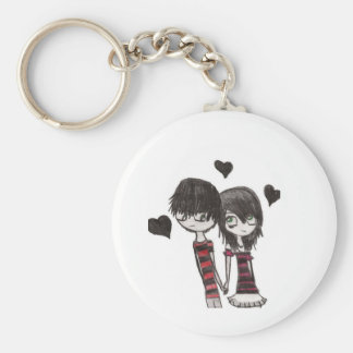 Love is in the air!! keychain