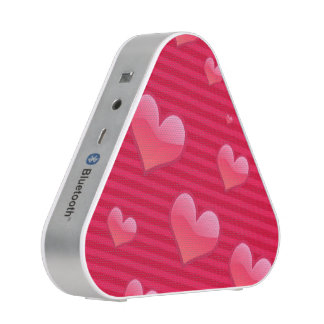 Love is in the Air Valentine Hearts Speaker