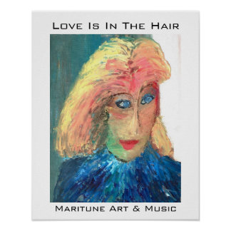 Love Is In The Hair Posters