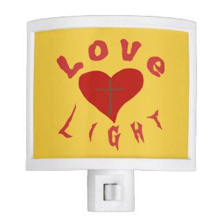 Love is Light Nite Light
