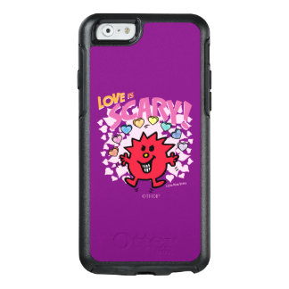Love Is Little Miss Scary OtterBox iPhone 6/6s Case