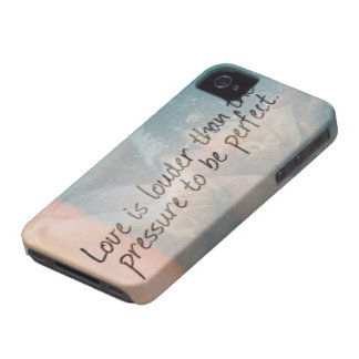 Love is Louder iPhone 4 Case-Mate Cases