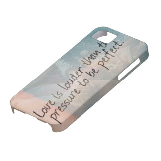 Love is Louder iPhone 5 Case