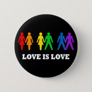 Love is Love 2 Inch Round Button