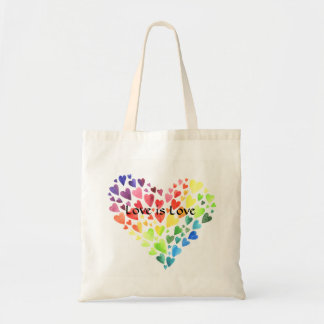 Love is Love Budget Tote