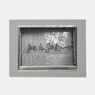 Love is Love Doormat