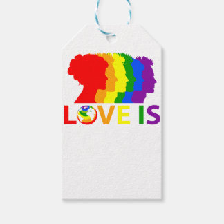 Love Is Love Gift Tags