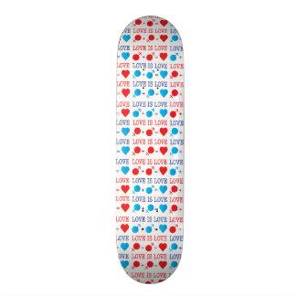 LOVE is LOVE II Skate Decks