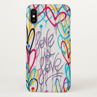 Love Is Love iPhone X Case