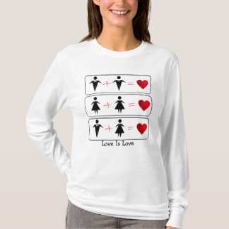 Love is Love (LGBTQ) T-Shirt