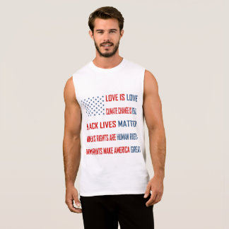 Love is Love Men's Muscle Tank