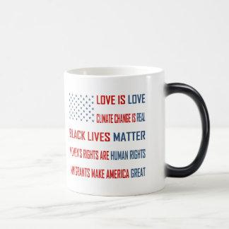 Love is Love Morphing Mug