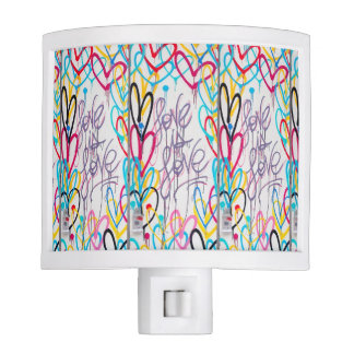 Love Is Love Night Light
