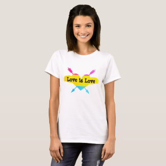 Love is Love Pansexual shirt