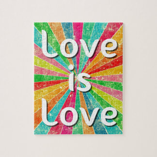 Love is Love Puzzles